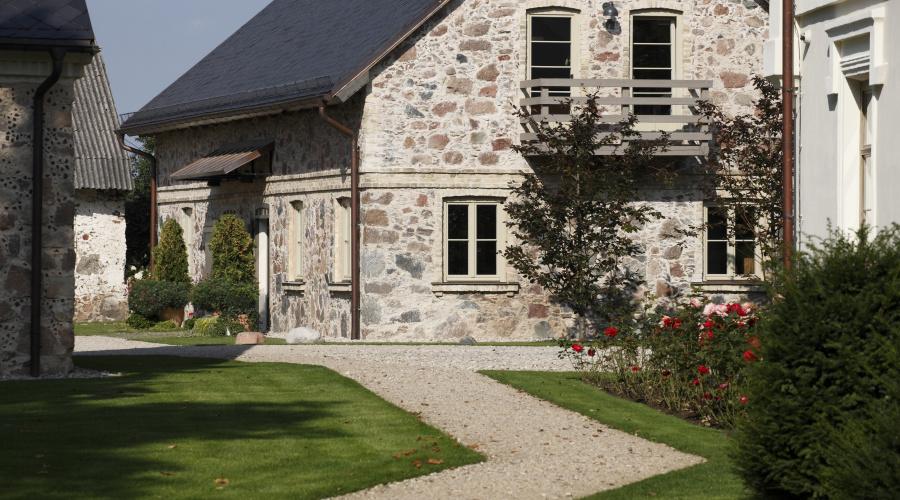 Dārza māja